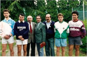 Baracchi- Artioli e Giuliati-Manfredini