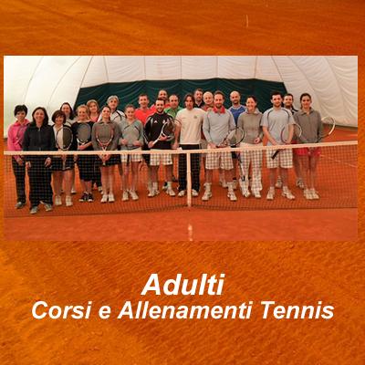 Corsi/Allenamenti Adulti