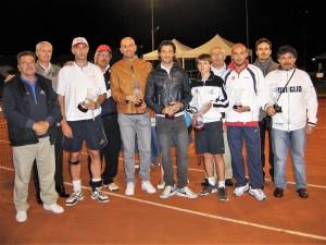 2009 Gruppo dei premiati