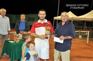 2013 Benassi Vittorio. 2° Class